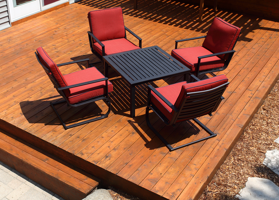 treated pine decking gold coast