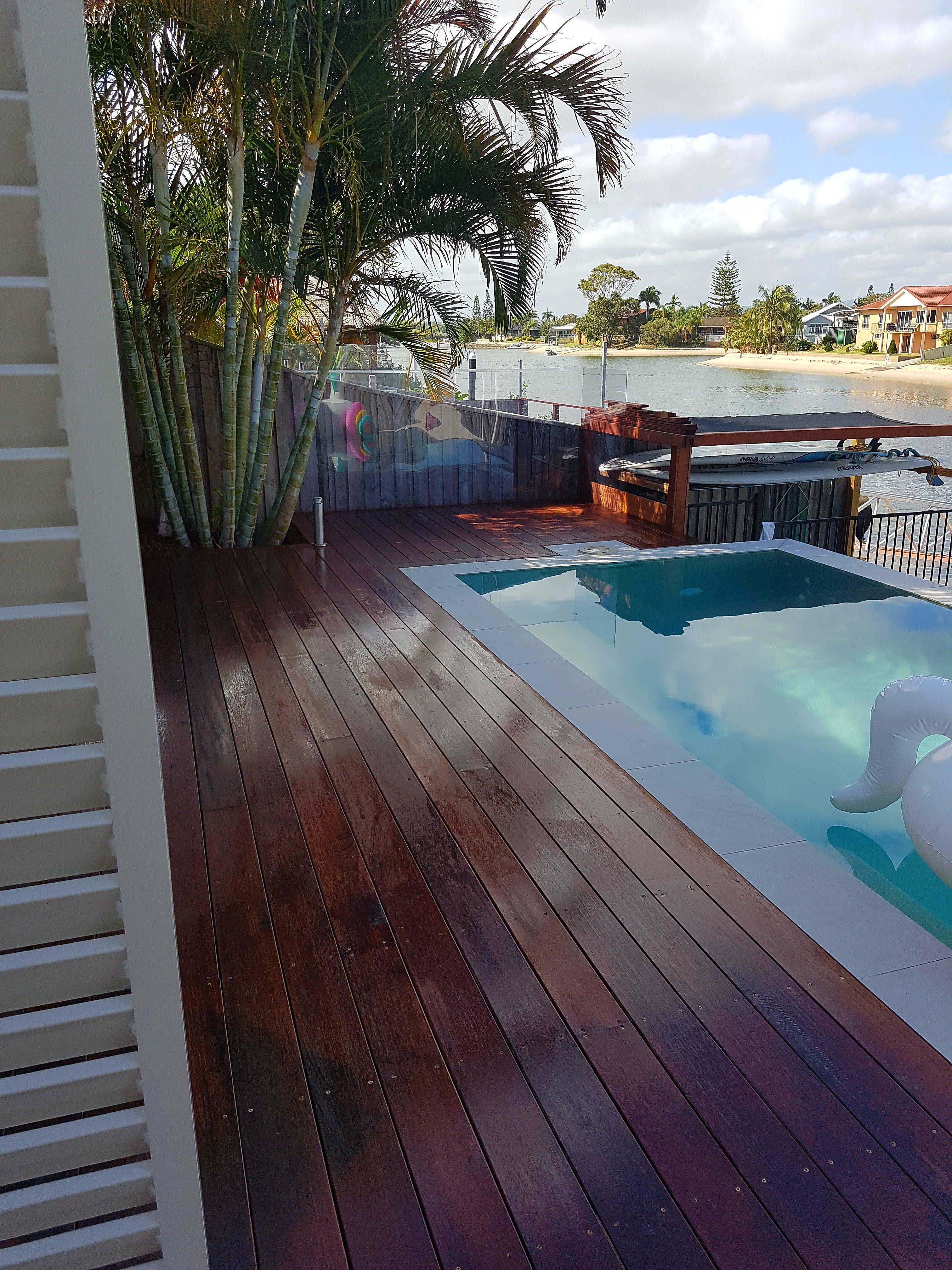 Mermaid New Merbu Deck